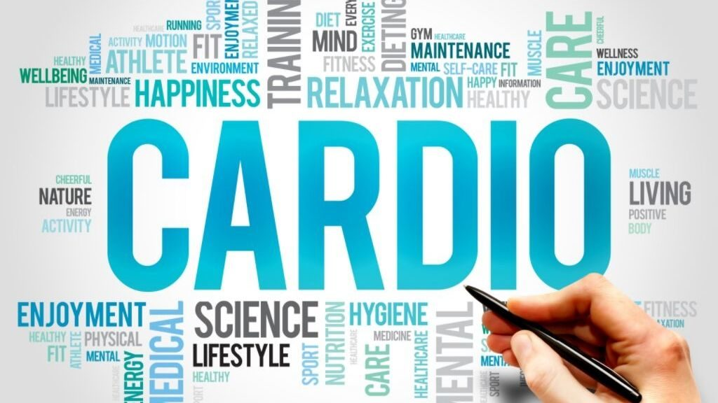 the word cardio