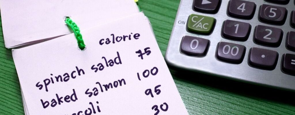 calorie numbers