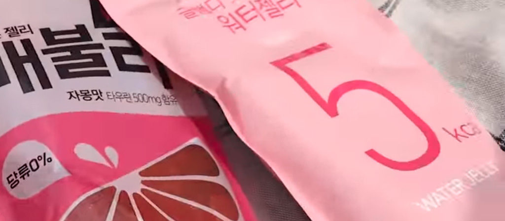 korean jelly