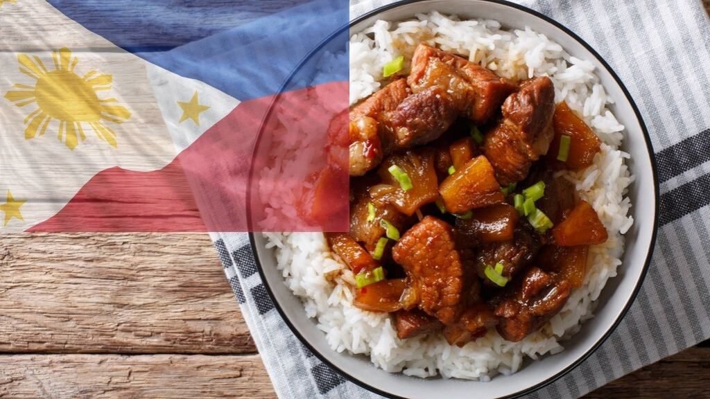 Filipino food to lose belly fat