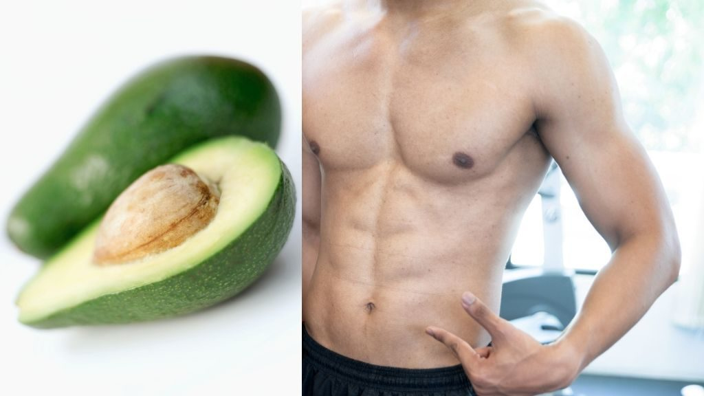 avocado to lose belly fat