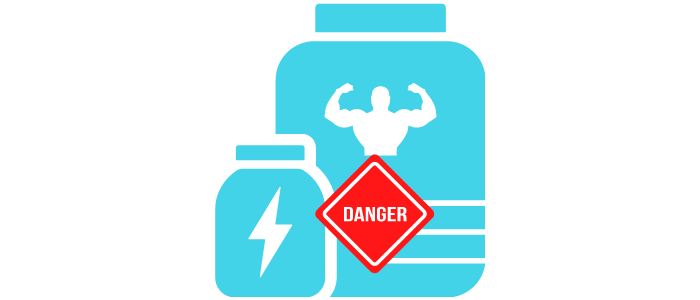 dangers of supplements