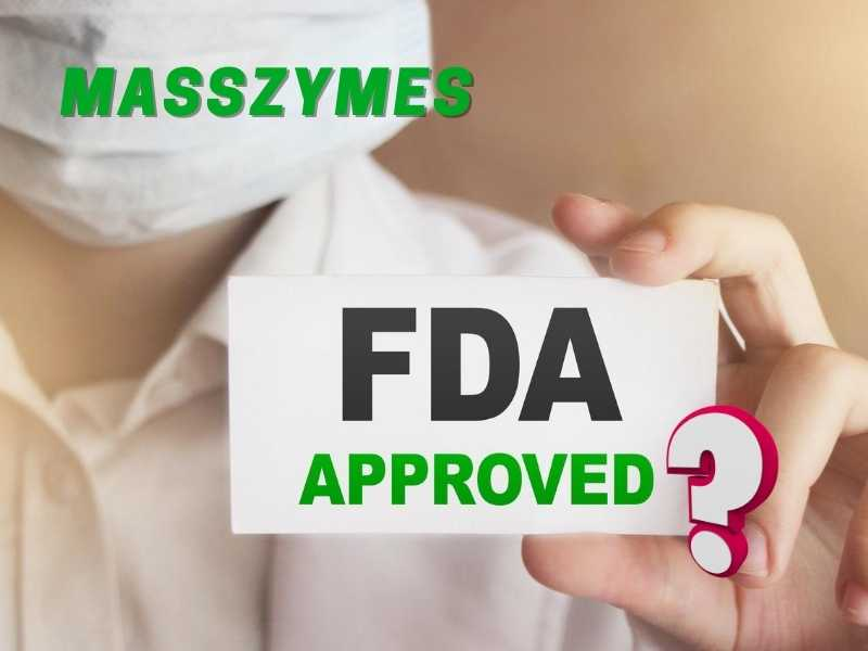 is masszymes fda approved