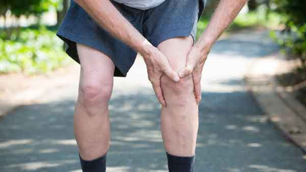 lose belly fat with bad knees