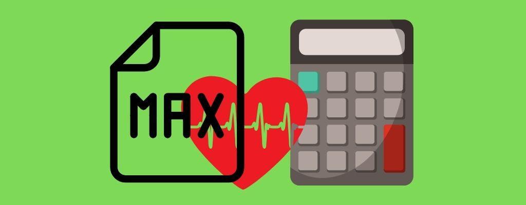 maximum heart rate calculator
