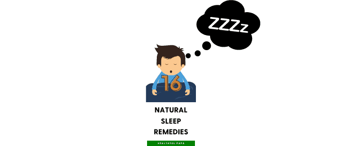 16 natural remedies for sleep