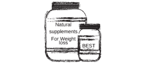 natural supplements for weight loss