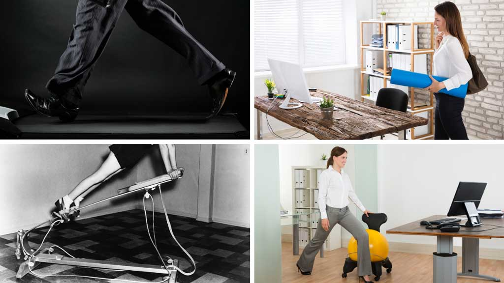 office exercise equipment